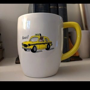 Radon French sketch design mug